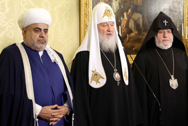Moskvada Azərbaycan, Rusiya və Ermənistan dini liderlərinin görüşü olacaq