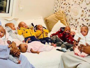 Bu qadın 9 uşaq dünyaya gətirdi: Dünya rekordunu qırdı – FOTOLAR