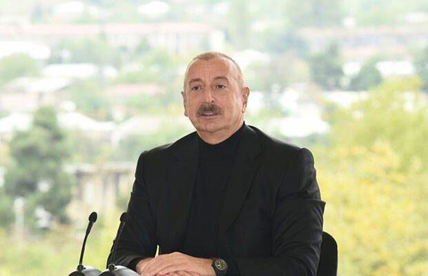"""""""Artıq Qarabağın yeni dövrü başlayır"""" – Dövlət başçısı"""