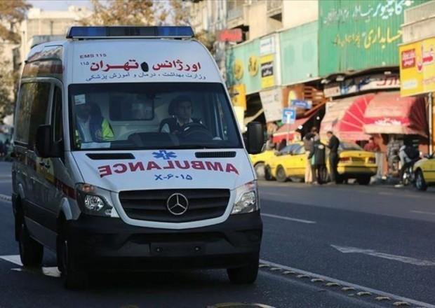 İranda ağır qəza – 11 ölü, 49 yaralı