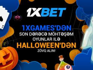 Halloween öncəsi ən yaxşı 1xGames mistik oyunları