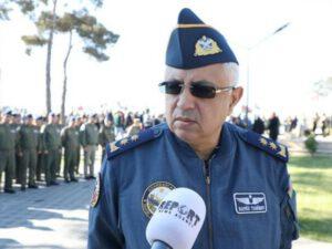 """Komandan: """"Hərbi Hava Qüvvələri hər an hazır vəziyyətdədir"""""""