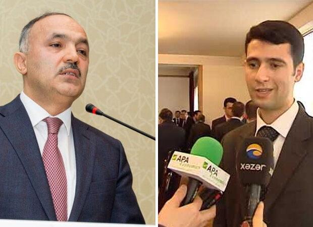 Nazir Şirzad Abdullayevə yeni vəzifə verdi – Onu isə direktor təyin etdi